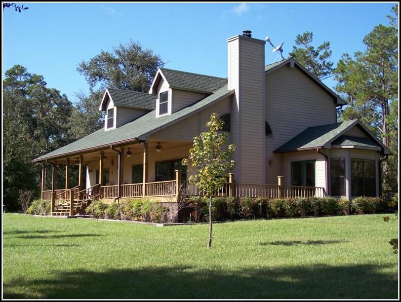 Build A Pole Barn House