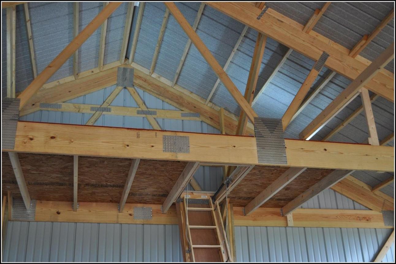 Build A Pole Barn Online