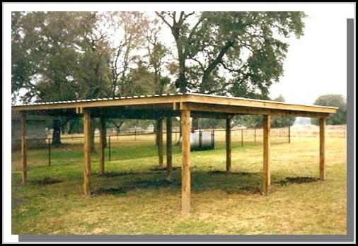Build A Pole Shed