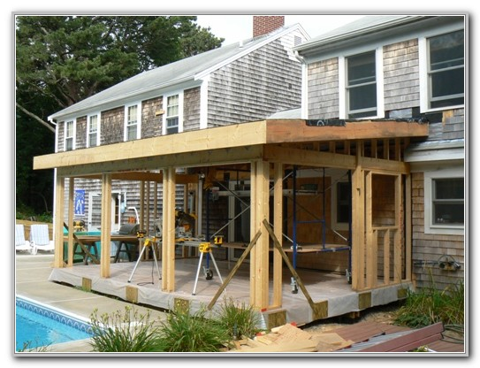 Build A Sunroom Addition