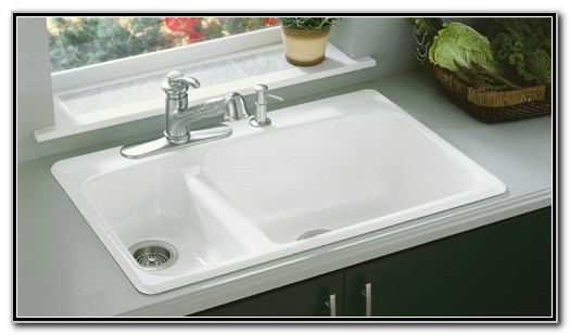 Cast Iron Enameled Sinks