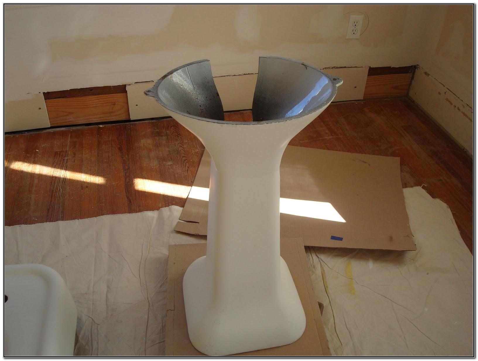 Cast Iron Sink Refinishing
