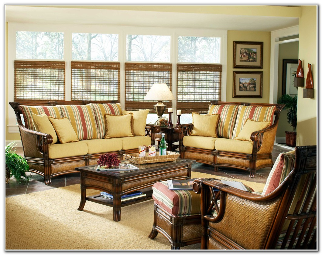 Casual Furniture For Sunrooms
