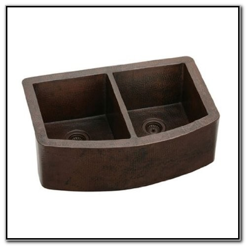Cheap Hammered Copper Kitchen Sink