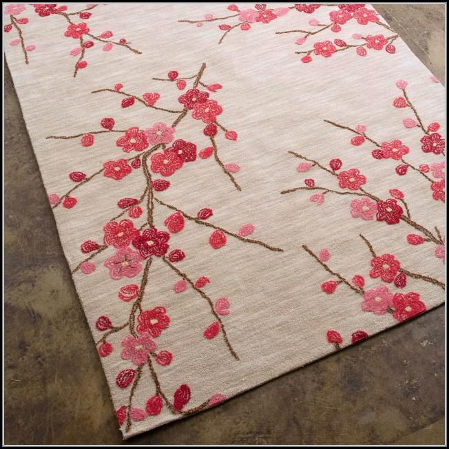 Cherry Blossom Rug Uk