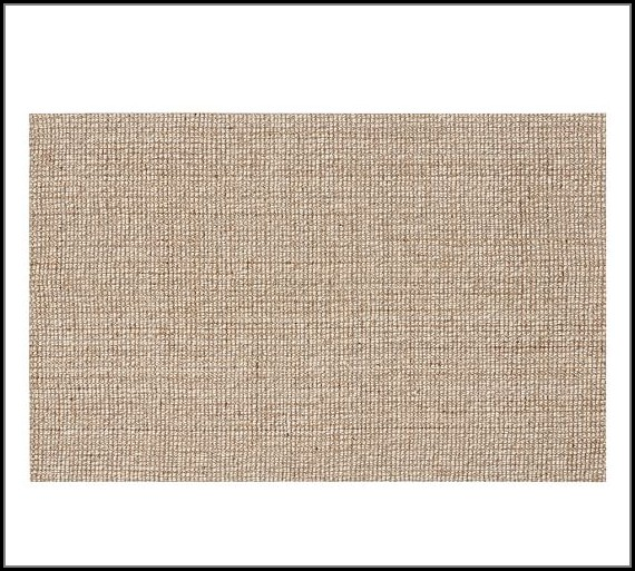 Chunky Wool Rug Pottery Barn