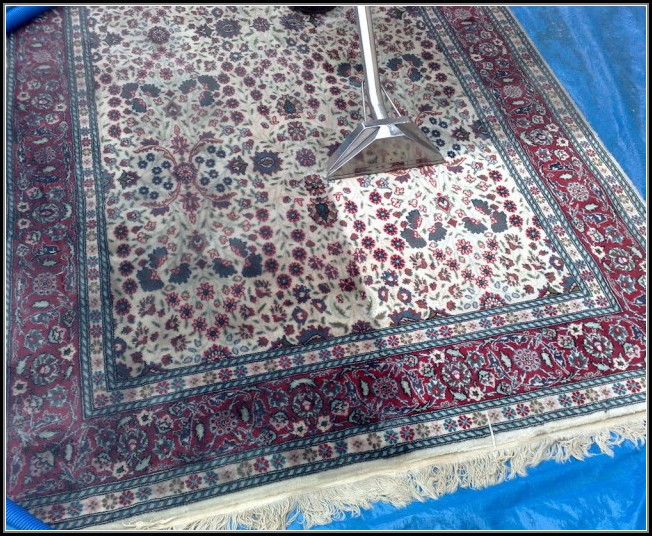 Cleaning A Wool Rug With Woolite