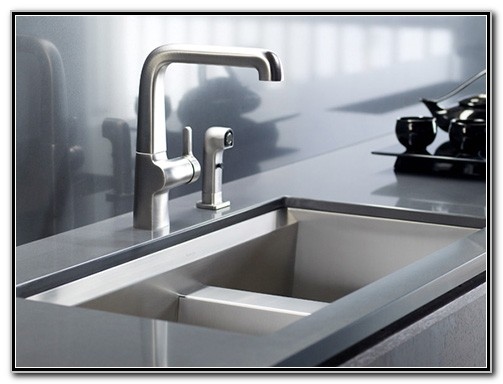 Cleaning Stainless Steel Sinks Stains