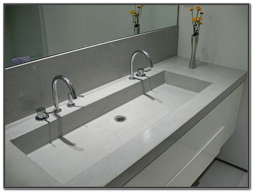 Commercial Bathroom Countertops And Sinks