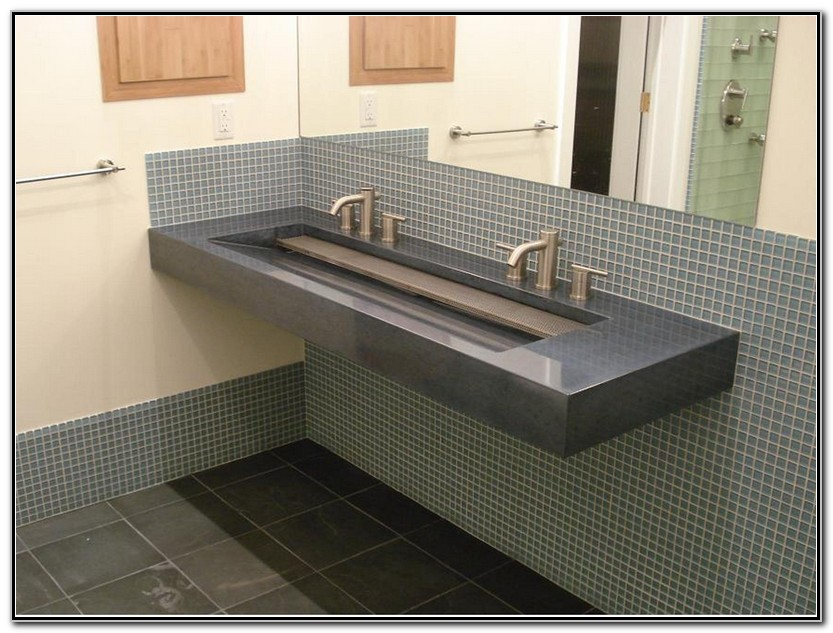 Commercial Bathroom Sinks And Countertops