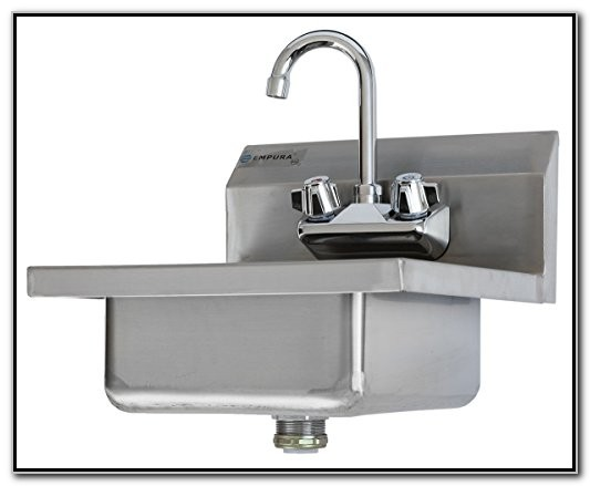 Commercial Kitchen Hand Sink Faucet