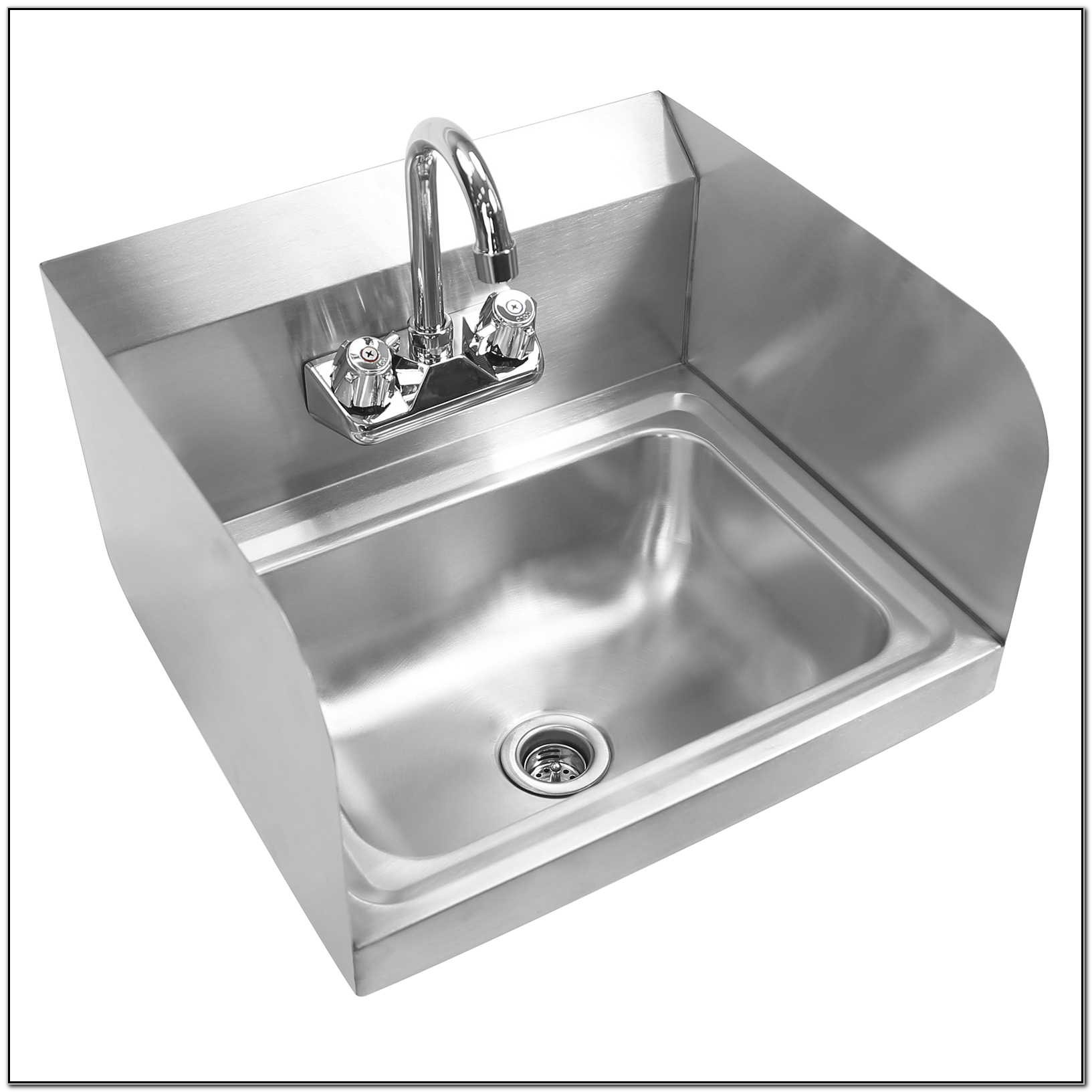 Advance Tabco 7 Ps 80 Hand Sink Sink And Faucets Home