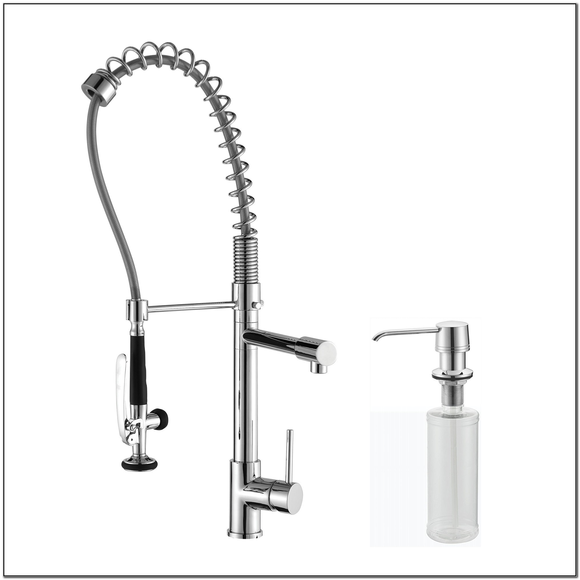 Commercial Kitchen Sink Faucets
