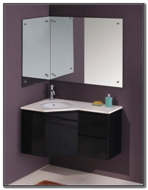 Corner Bathroom Vanity Units Sydney
