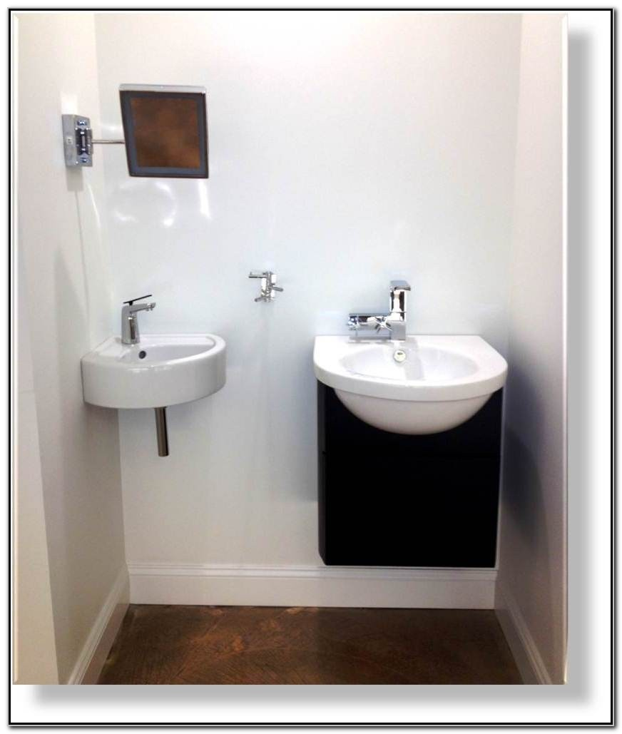 Corner Sinks For Small Bathrooms Uk