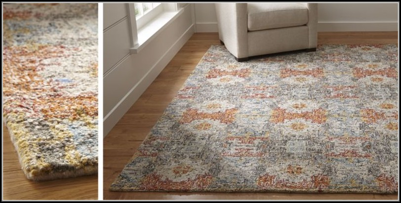 Crate And Barrel Rugs
