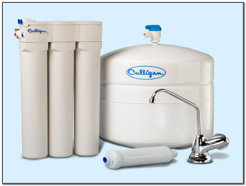 Culligan Under Sink Reverse Osmosis System