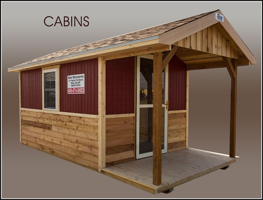 Custom Built Storage Sheds Stanton