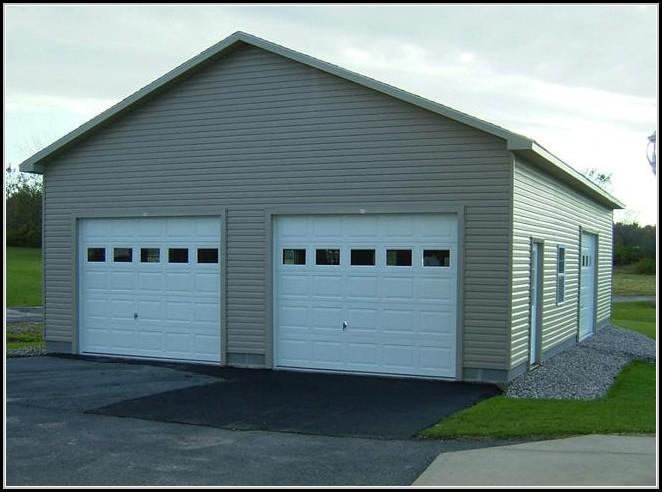 Custom Garage Doors For Sheds