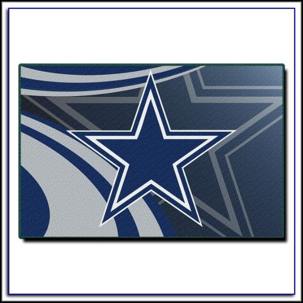 Dallas Cowboys Rugs Carpets