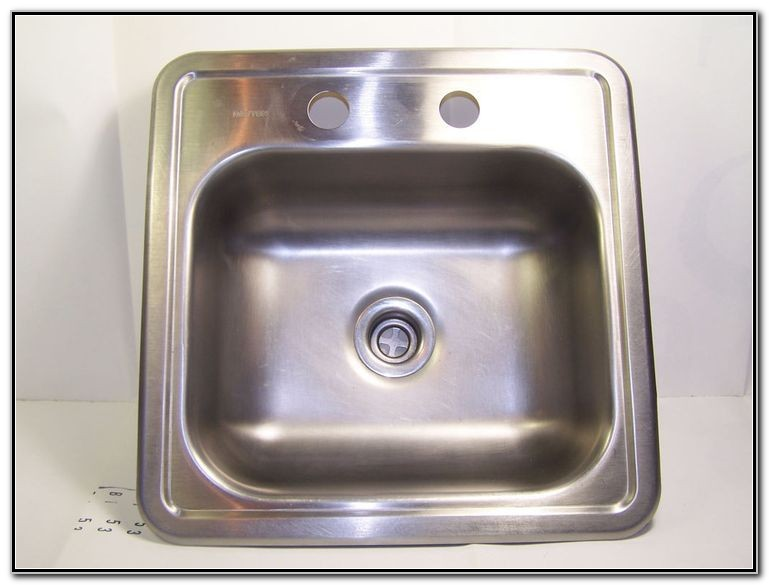 Dayton Stainless Steel Bar Sinks