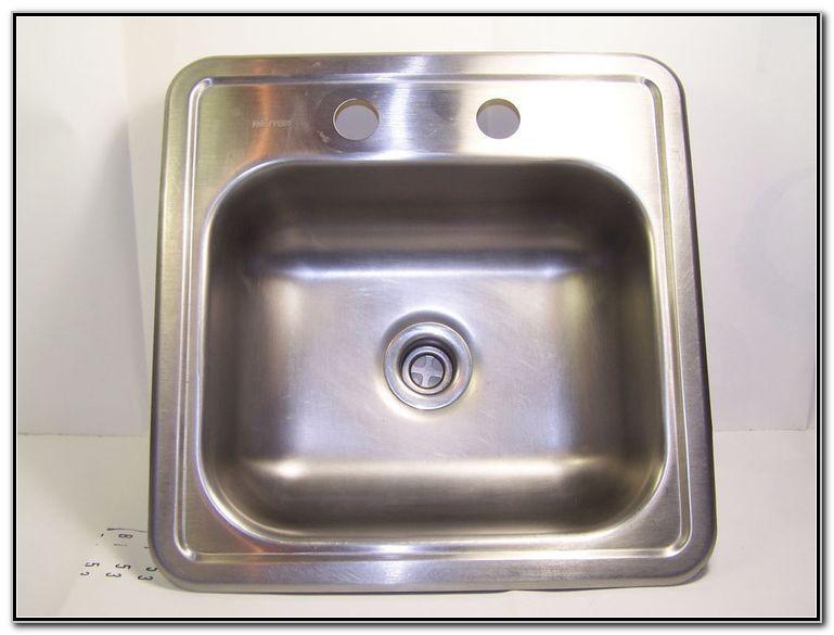 Dayton Stainless Steel Sinks