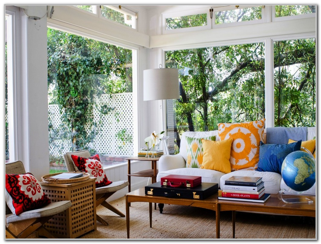 Decorating Ideas For Sunrooms