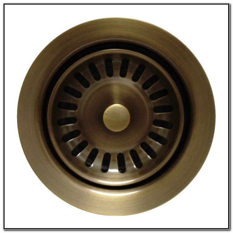 Deep Basket Strainer For Kitchen Sink