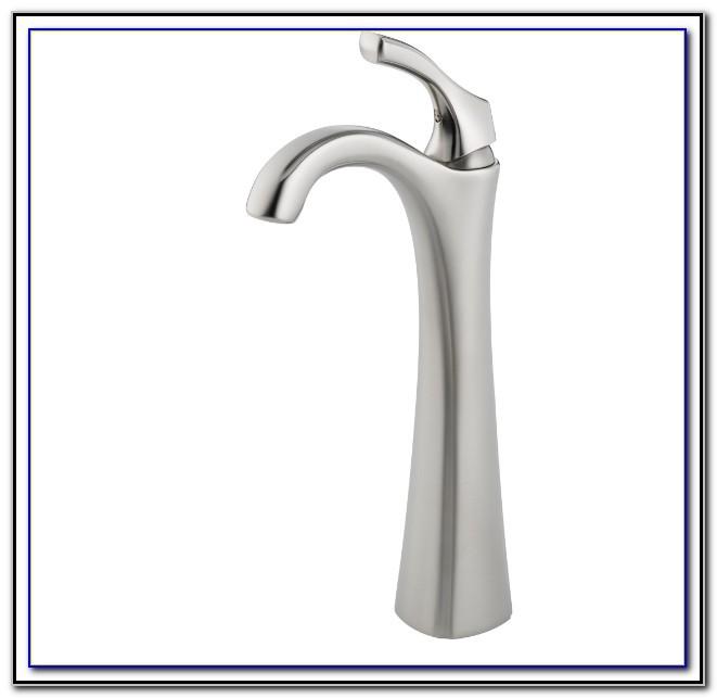 Delta Waterfall Vessel Sink Faucets