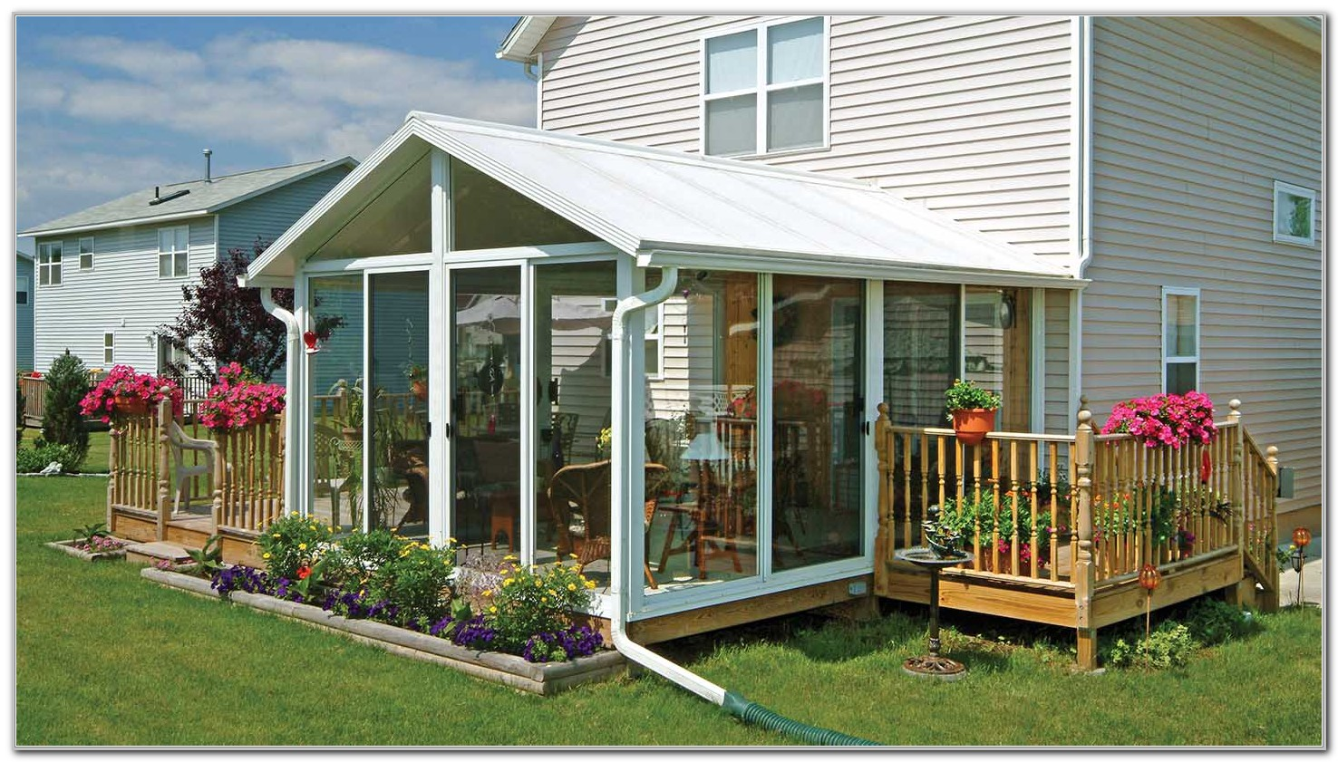 Diy Sunrooms Patio Enclosures