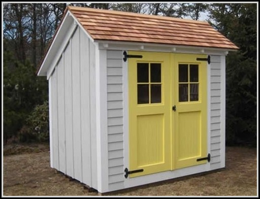 Double Doors For Outside Shed