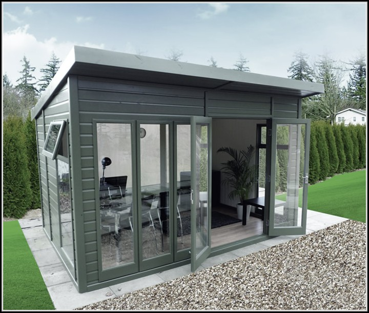 Double Glazed Doors For Sheds