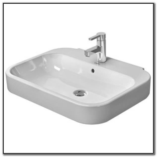 Duravit Happy D Pedestal Sink