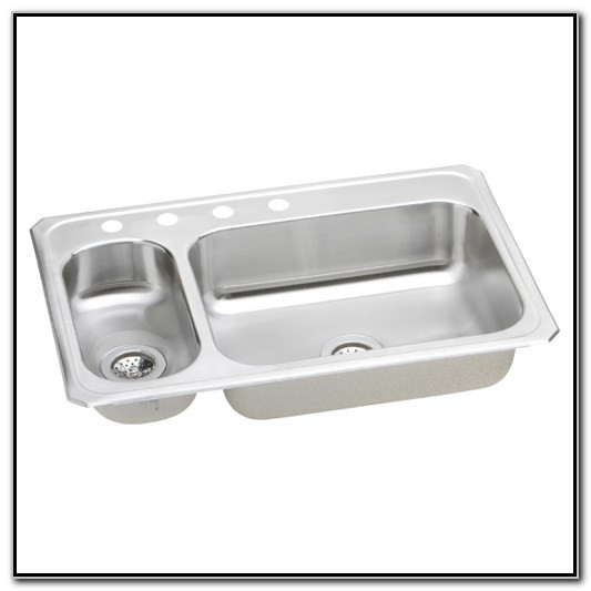 Elkay Celebrity Double Bowl Sink