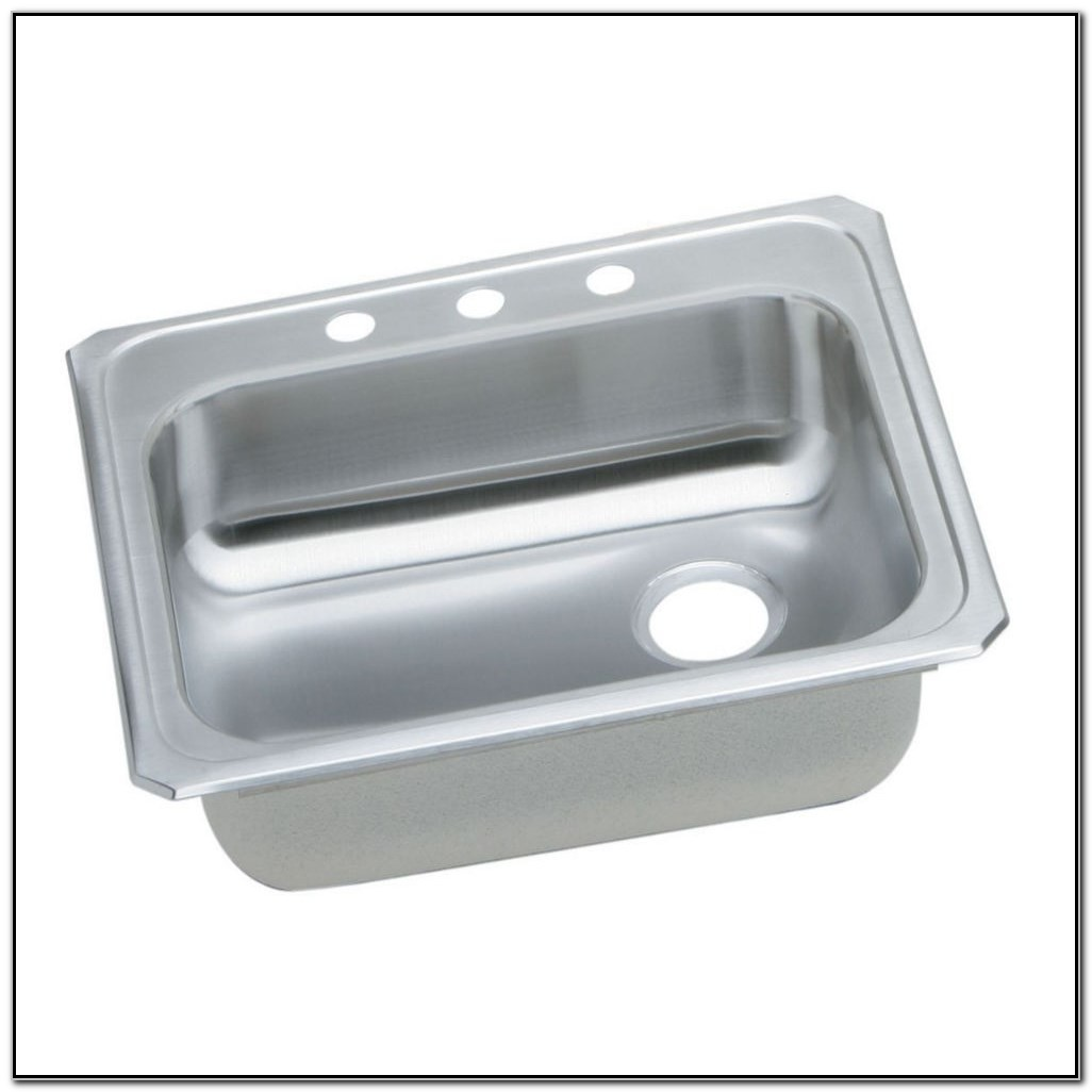 Elkay Celebrity Single Bowl Sink