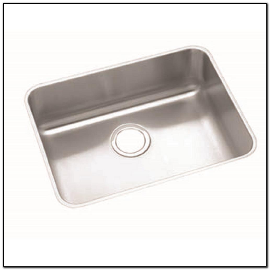 Elkay Gourmet Single Bowl Sink