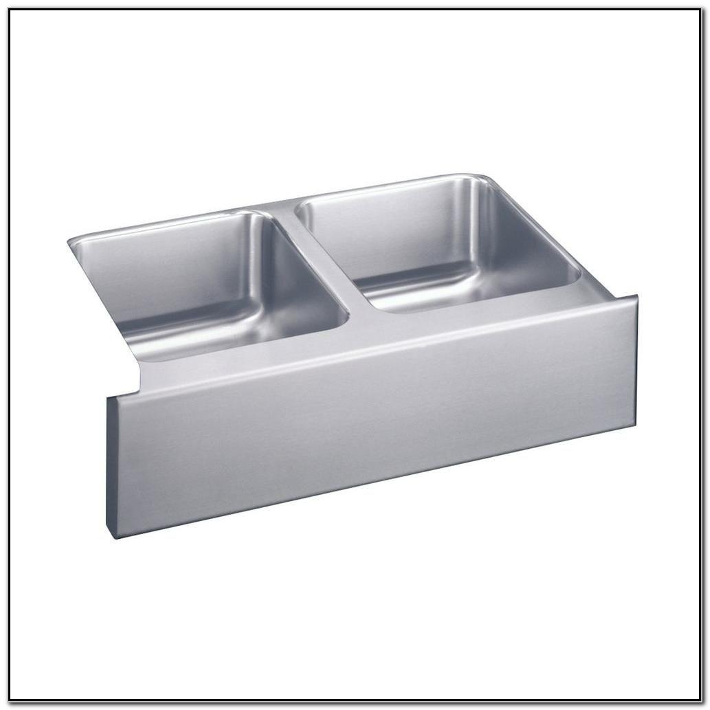 Elkay Stainless Steel Apron Kitchen Sinks