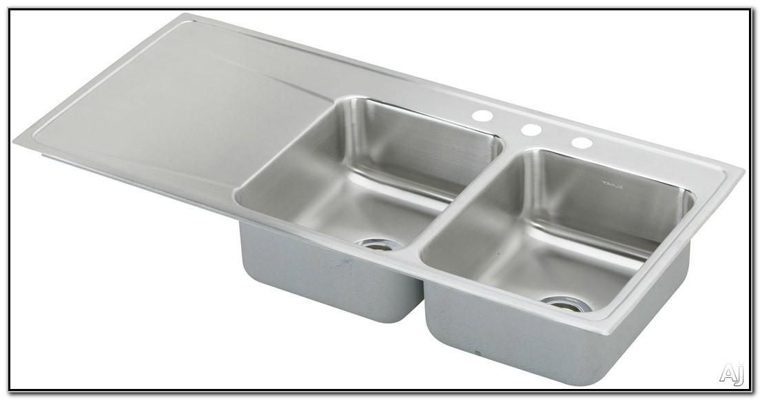 Elkay Stainless Steel Drop In Kitchen Sinks