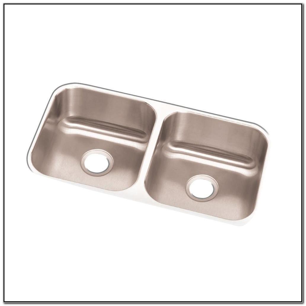 Elkay Undermount Double Bowl Kitchen Sink