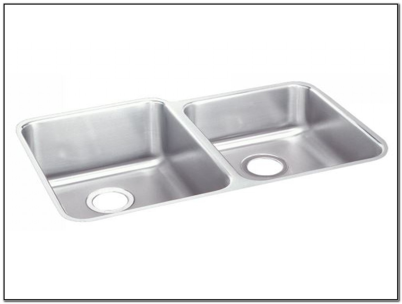 Elkay Undermount Double Bowl Sink