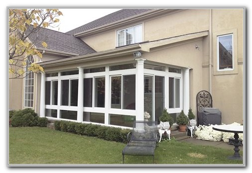 Enclosed Porches And Sunrooms