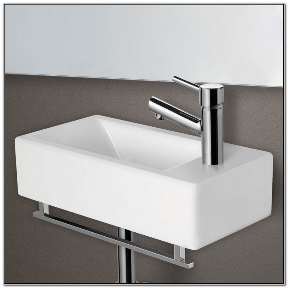 Extra Small Undermount Bathroom Sinks