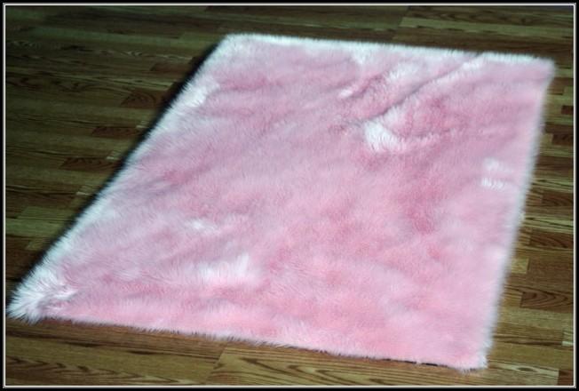 Fake Fur Rugs Cheap