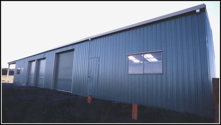 Farm Sheds And Garages