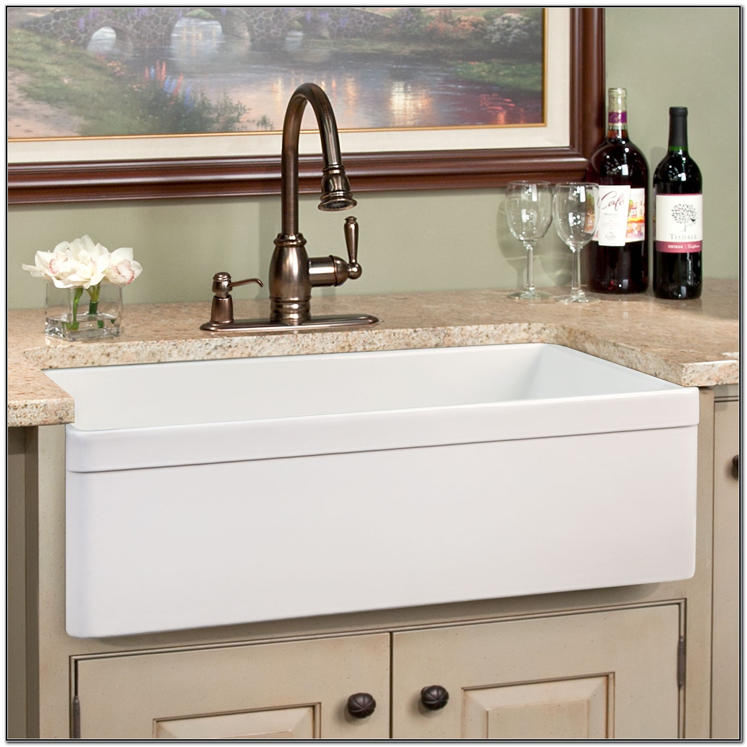 Farm Sinks For Kitchens