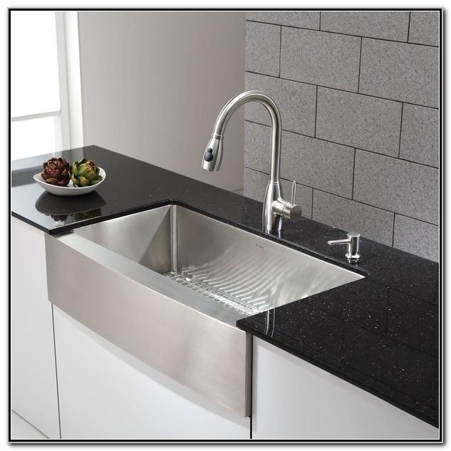 Farmhouse Single Bowl Stainless Steel Kitchen Sink