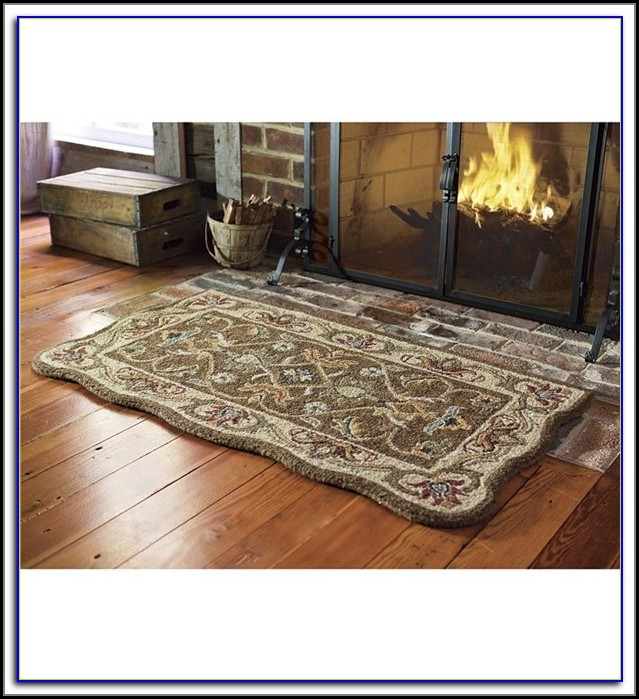 Fireproof Hearth Rugs Canada