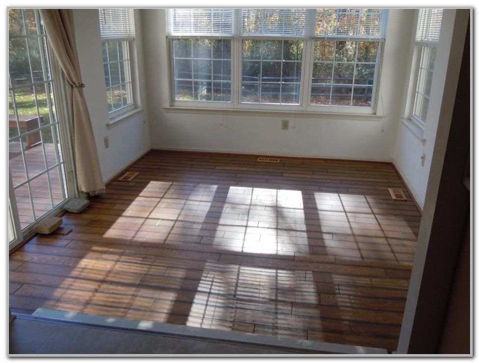 Flooring Ideas For Sunrooms