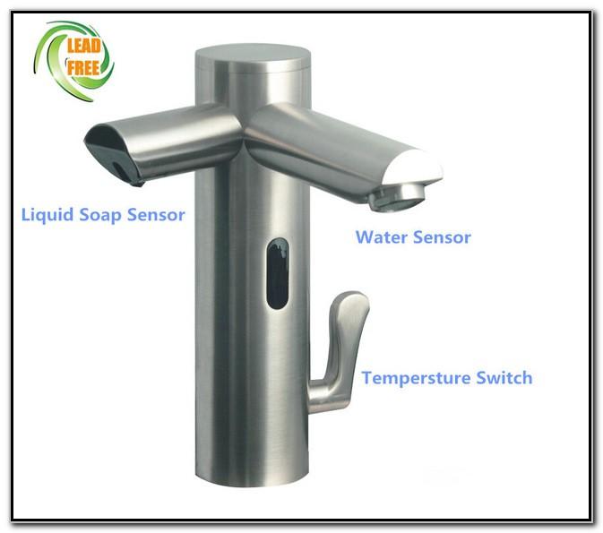Foaming Soap Dispenser For Sink