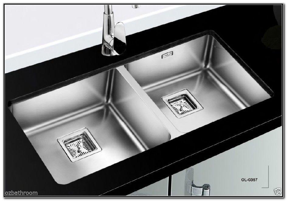 Franke Double Bowl Undermount Kitchen Sinks
